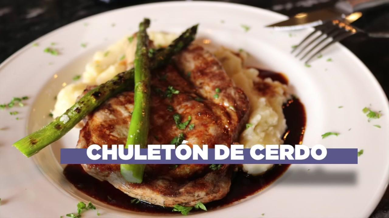 Houston Restaurant Weeks: Black and White