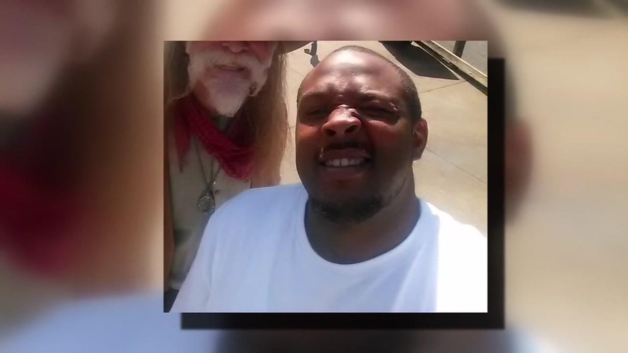 Family: Man killed over door dispute