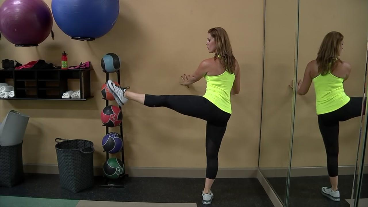 Five to Fab: 5 Exercises to Sculpt a Tight Butt