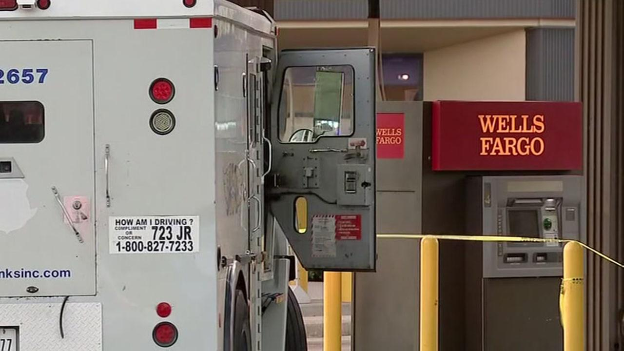 FBI investigating deadly bank shooting at Wells Fargo bank