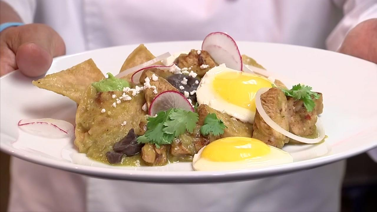 Chilaquiles: Traditional Mexican Dish