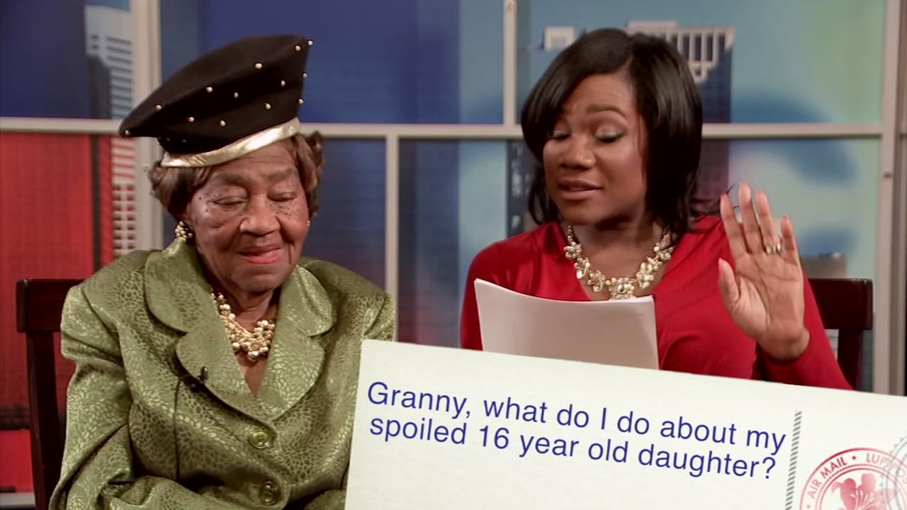 Dear Granny: Spoiled Teenage Daughter