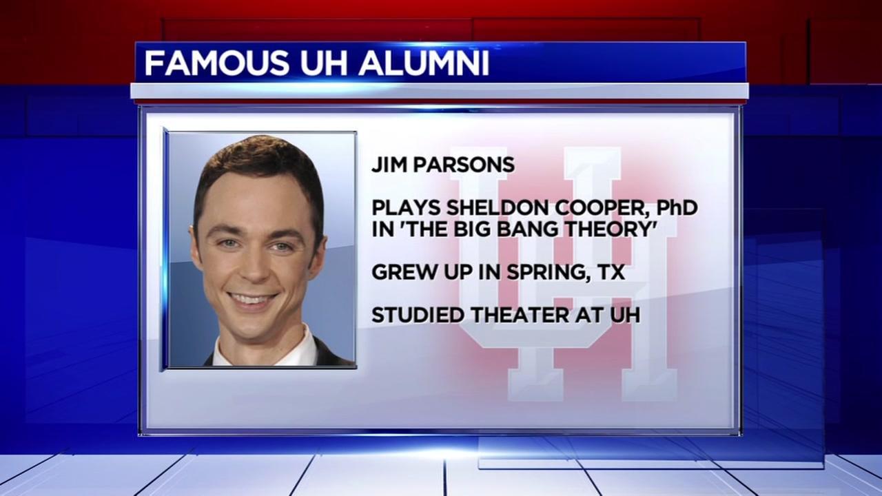 Famous UH Alumni