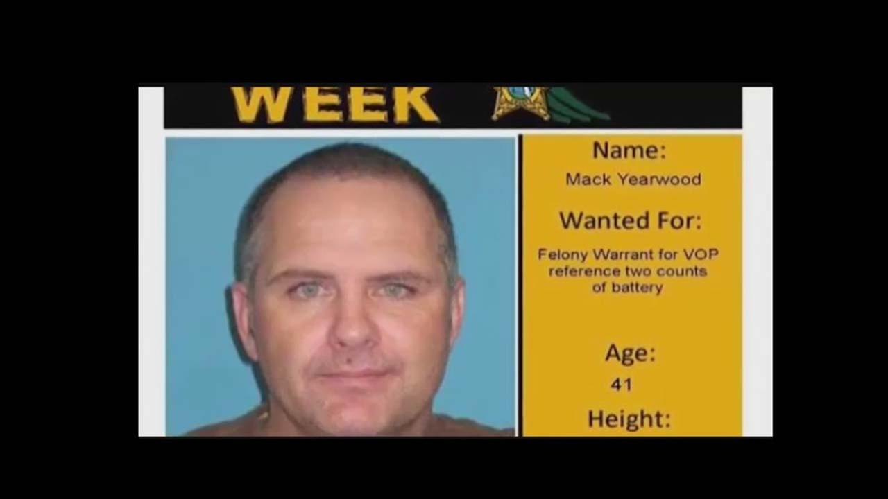 Man arrested after putting his wanted poster