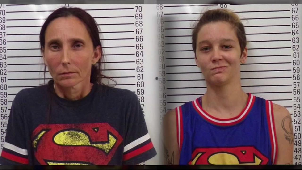 Mother arrested after marrying her own daughter