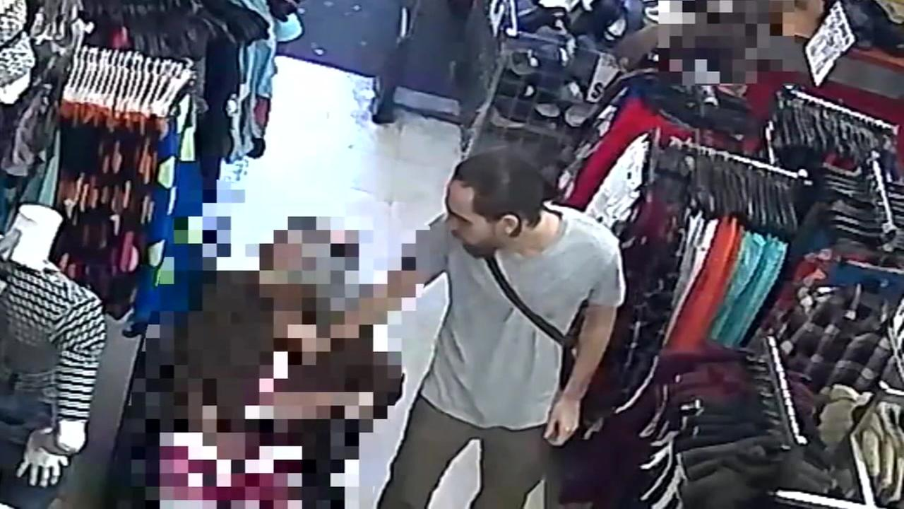 Man steals money from elderly lady