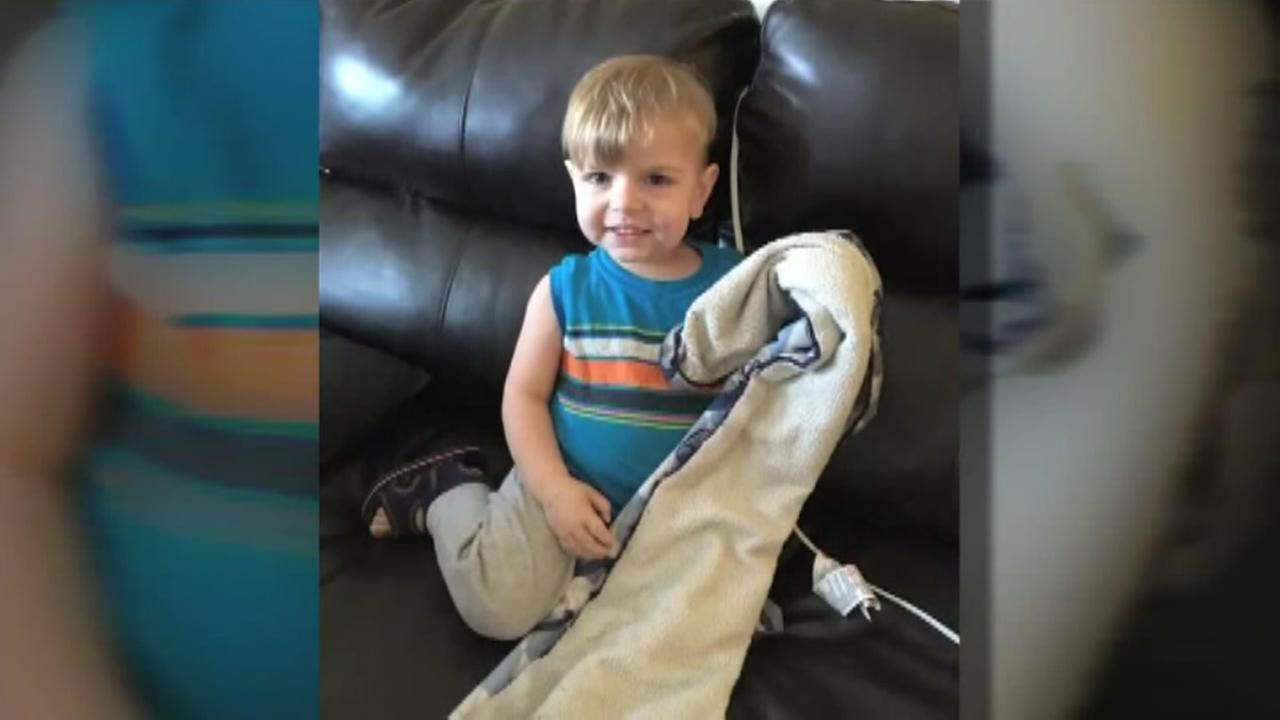 Toddler suffocates under bean bag chair at daycare