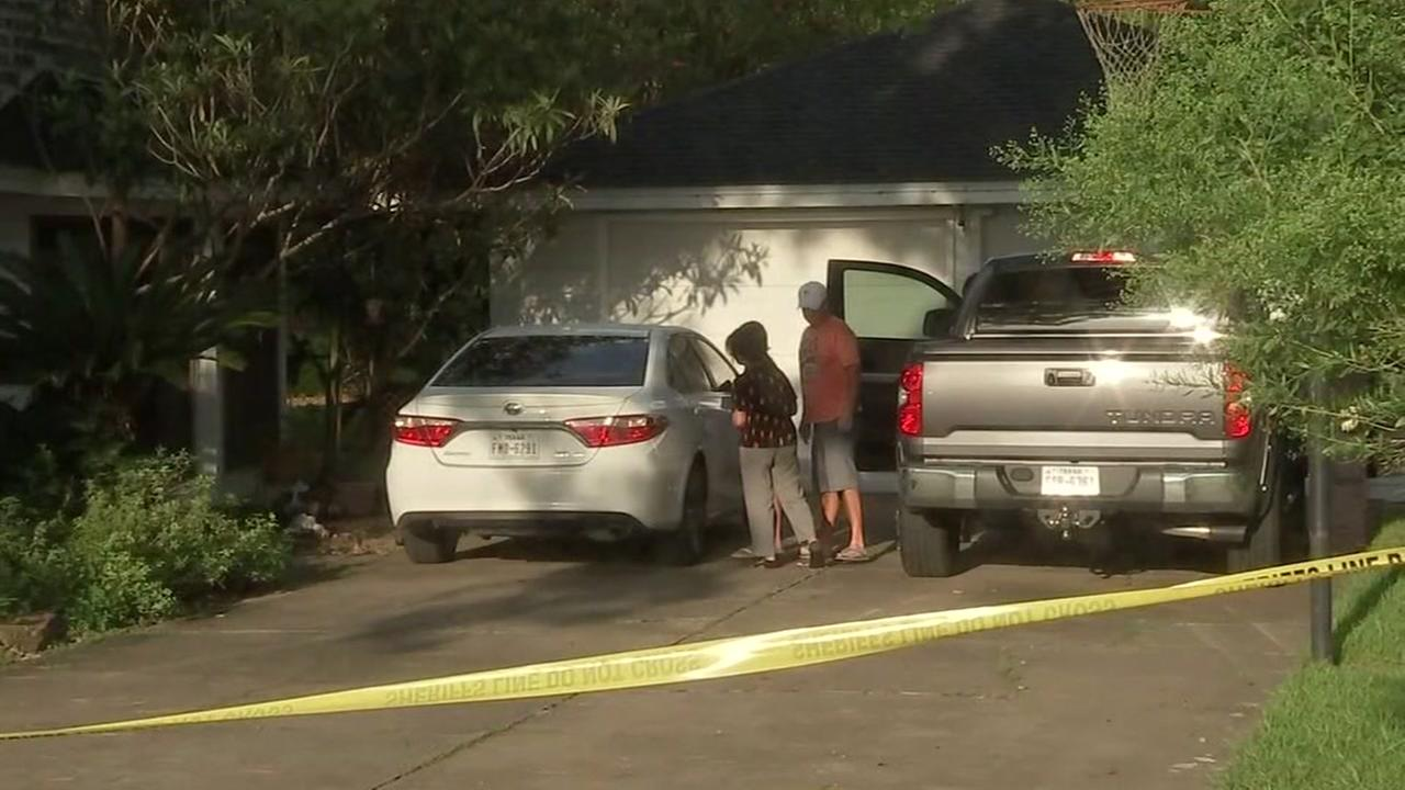Home invasion ends in shooting