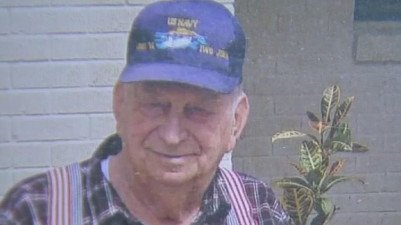 World War II vet injured in crash brought back to Houston
