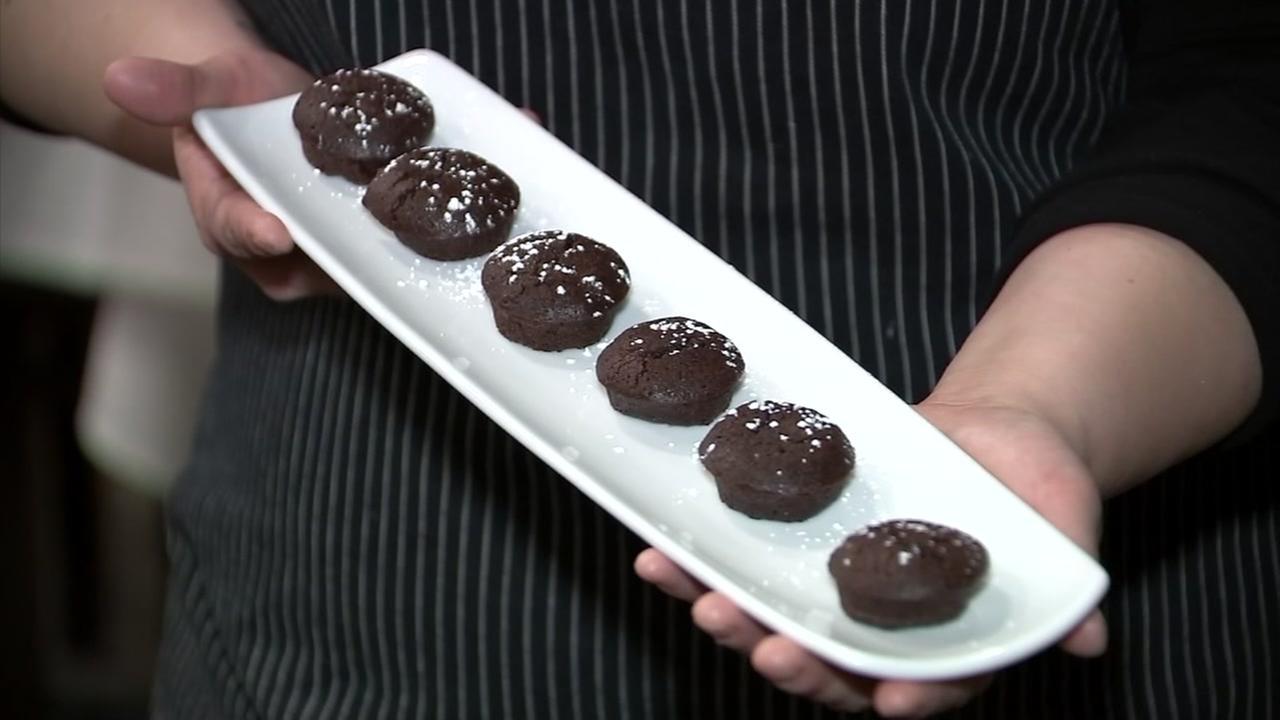 Lets Eat: Chocolate Financier