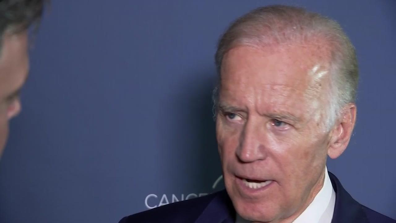 One-on-One with VP Joe Biden