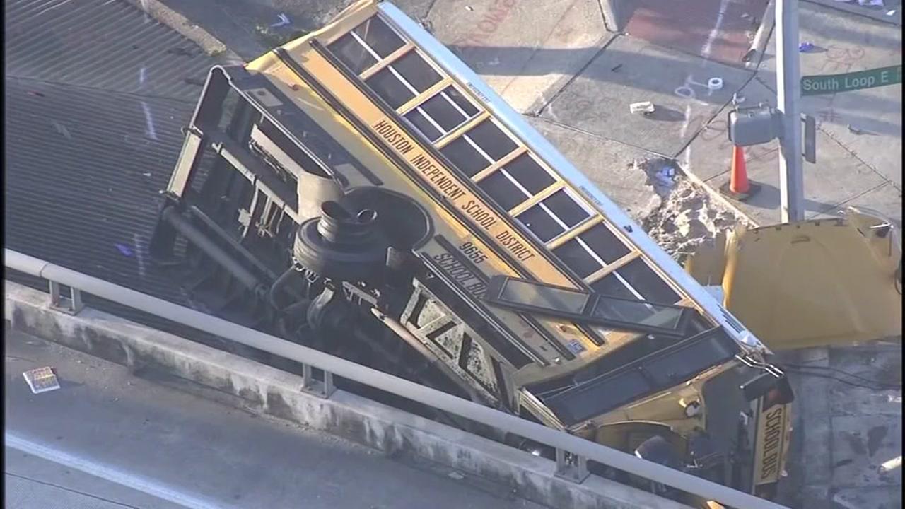Family still struggling one year after tragic bus crash in SE Houston