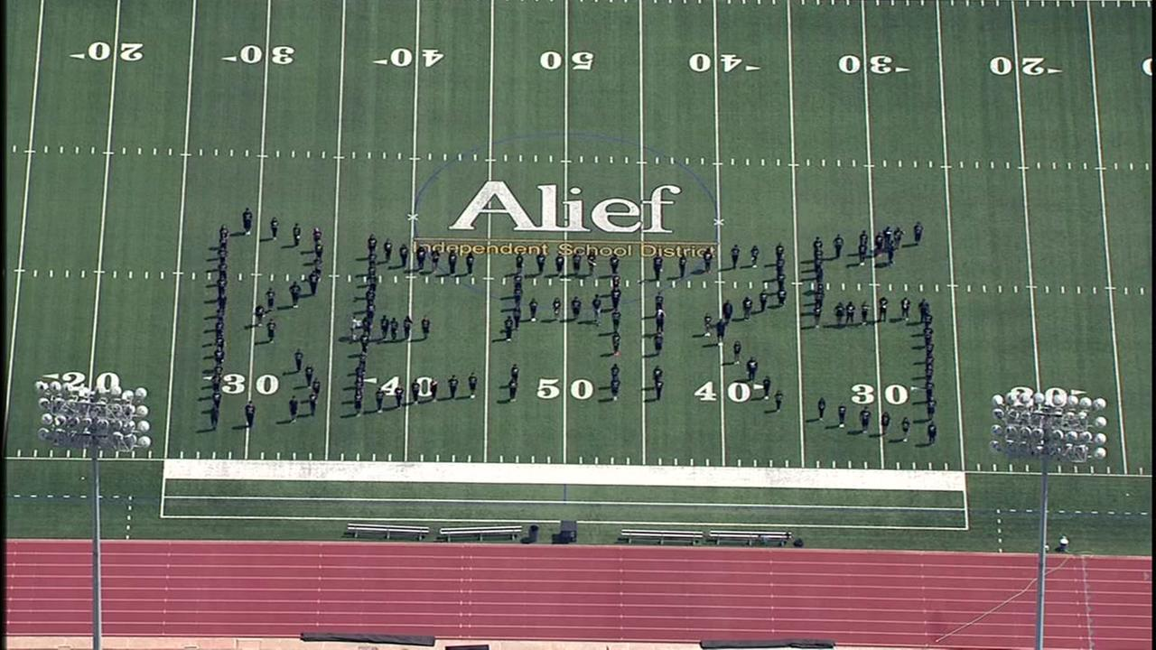 Friday Flyover preview with Alief Hastings HS