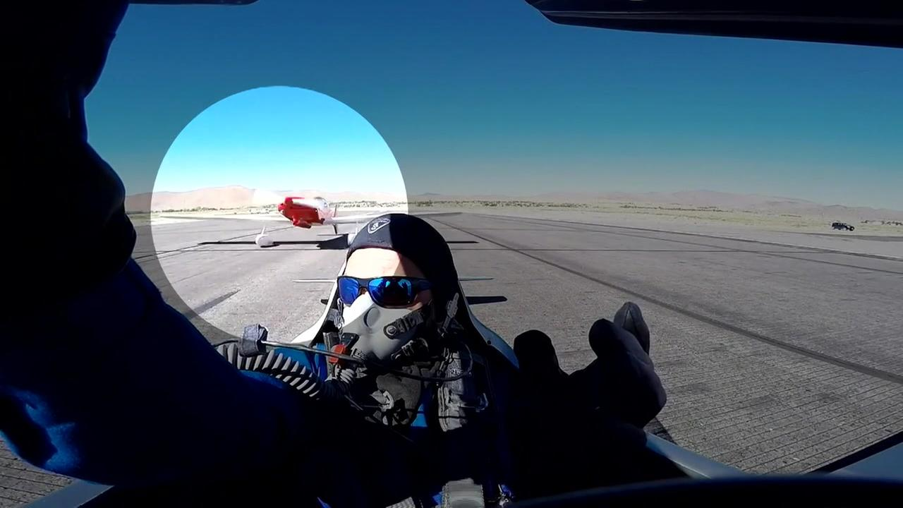 VIDEO: Pilot has close call on runway