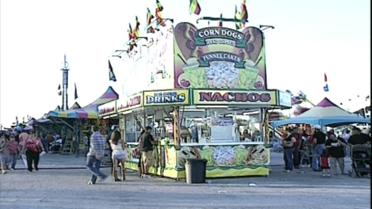 Skip traffic at the Fort Bend County Fair
