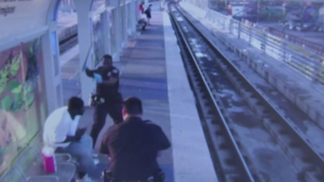 Metro police release video of excessive force incident