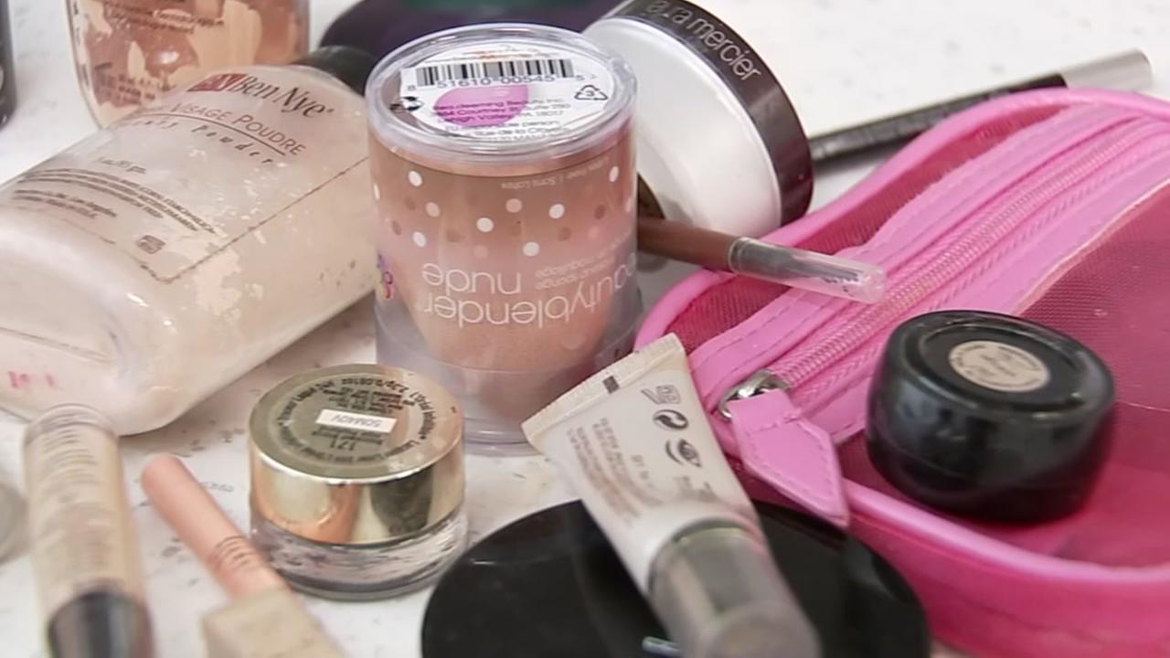 How to banish bacteria from your makeup bag