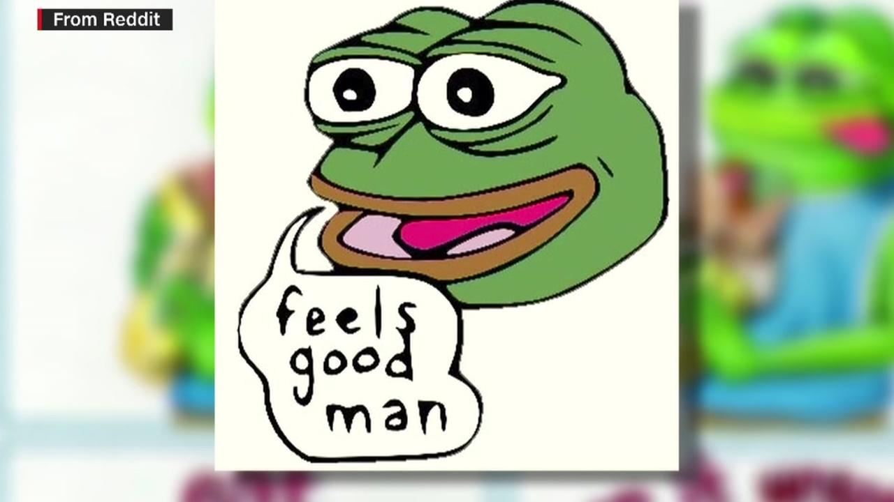 Pepe the Frog deemed a hate symbol by ADL