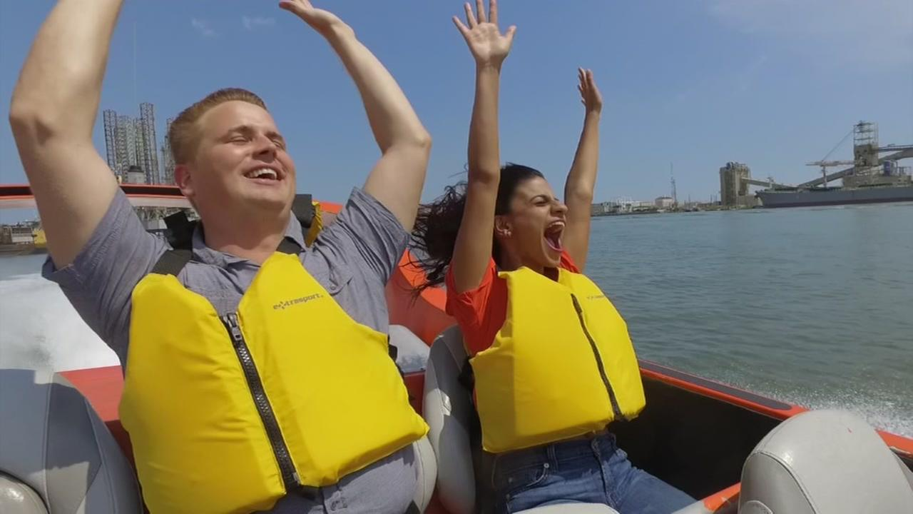 Road Trippers: Wild Ride in Galveston