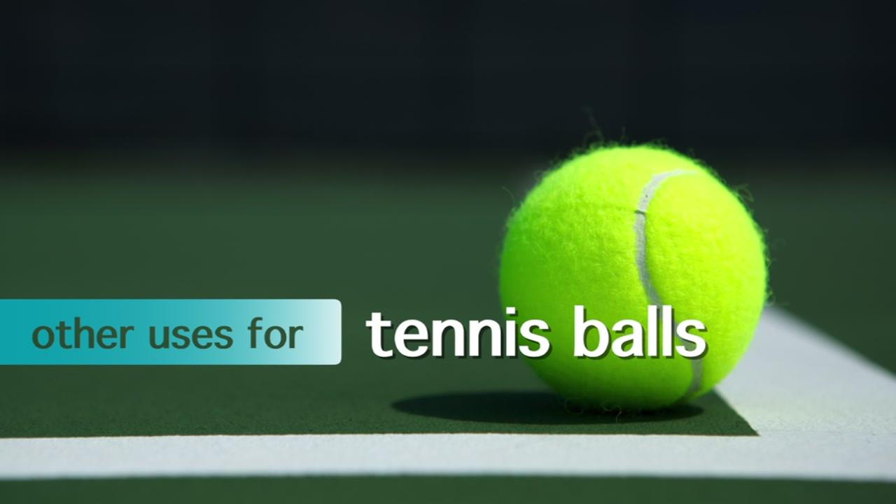 Life Hacks: Ususual Uses For Tennis Balls