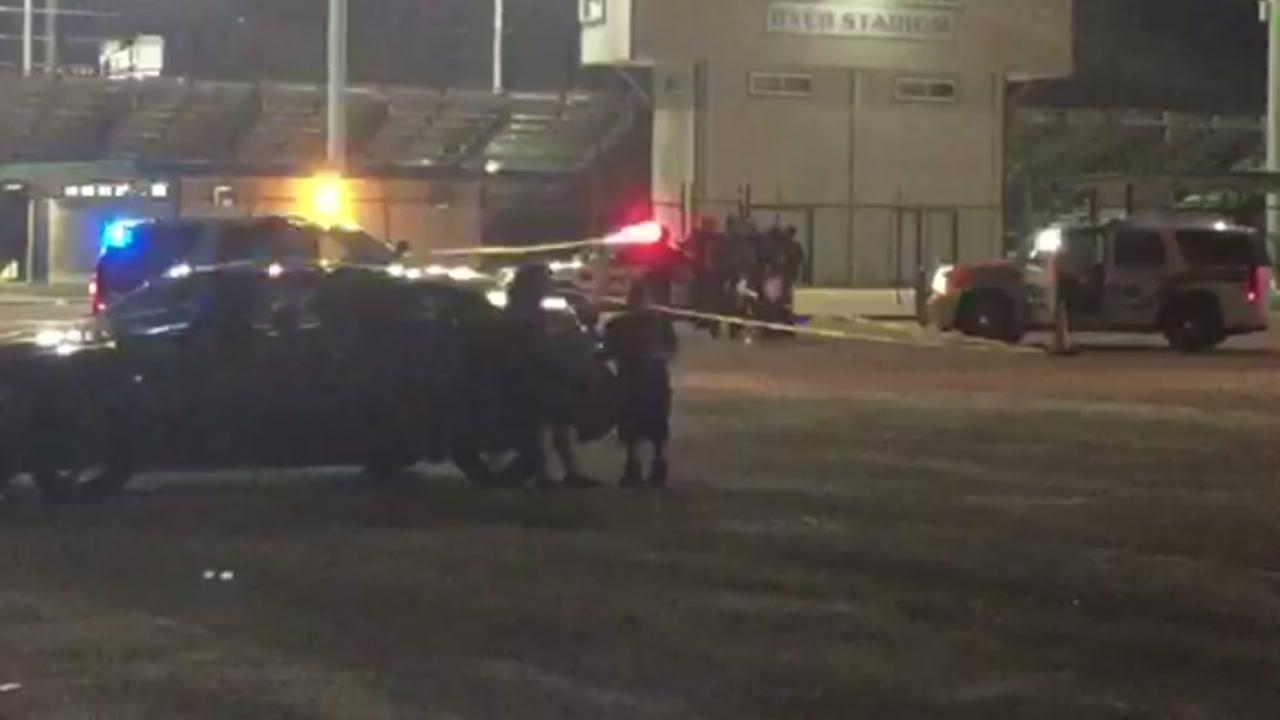 Stabbing outside football game at Delmar stadium in NW Houston
