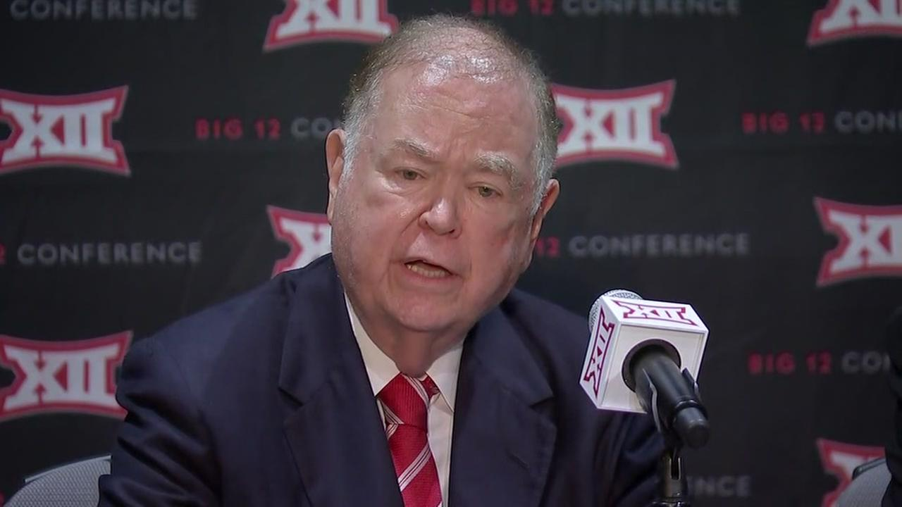 Big 12 votes against expanding conference