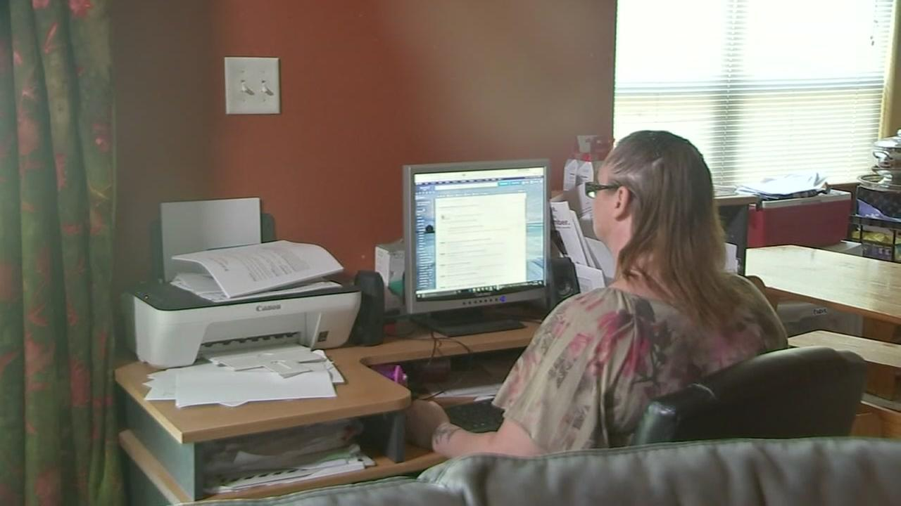 Warning after woman caught up in questionable work at home job