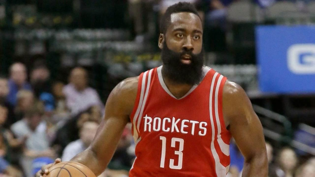 David Nuno previews season for the Houston Rockets