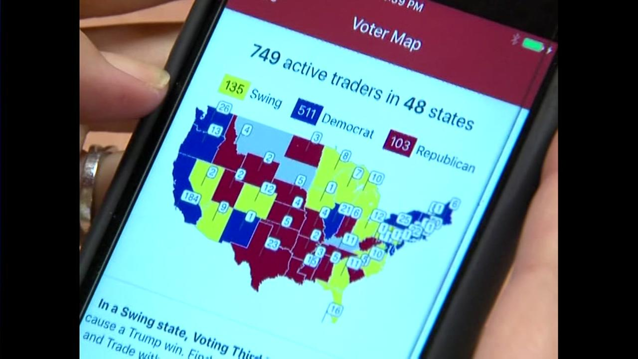 Site allows users to swap votes between states