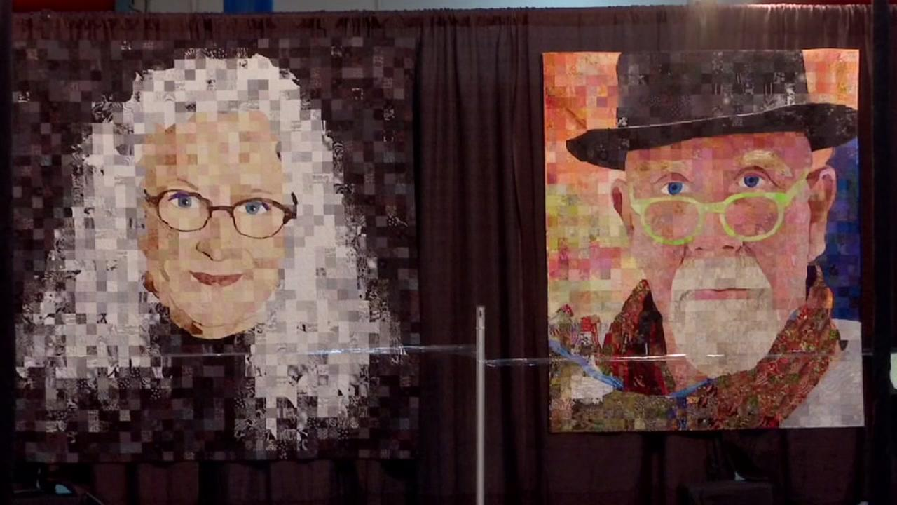Dickinson woman wins third world quilting championship