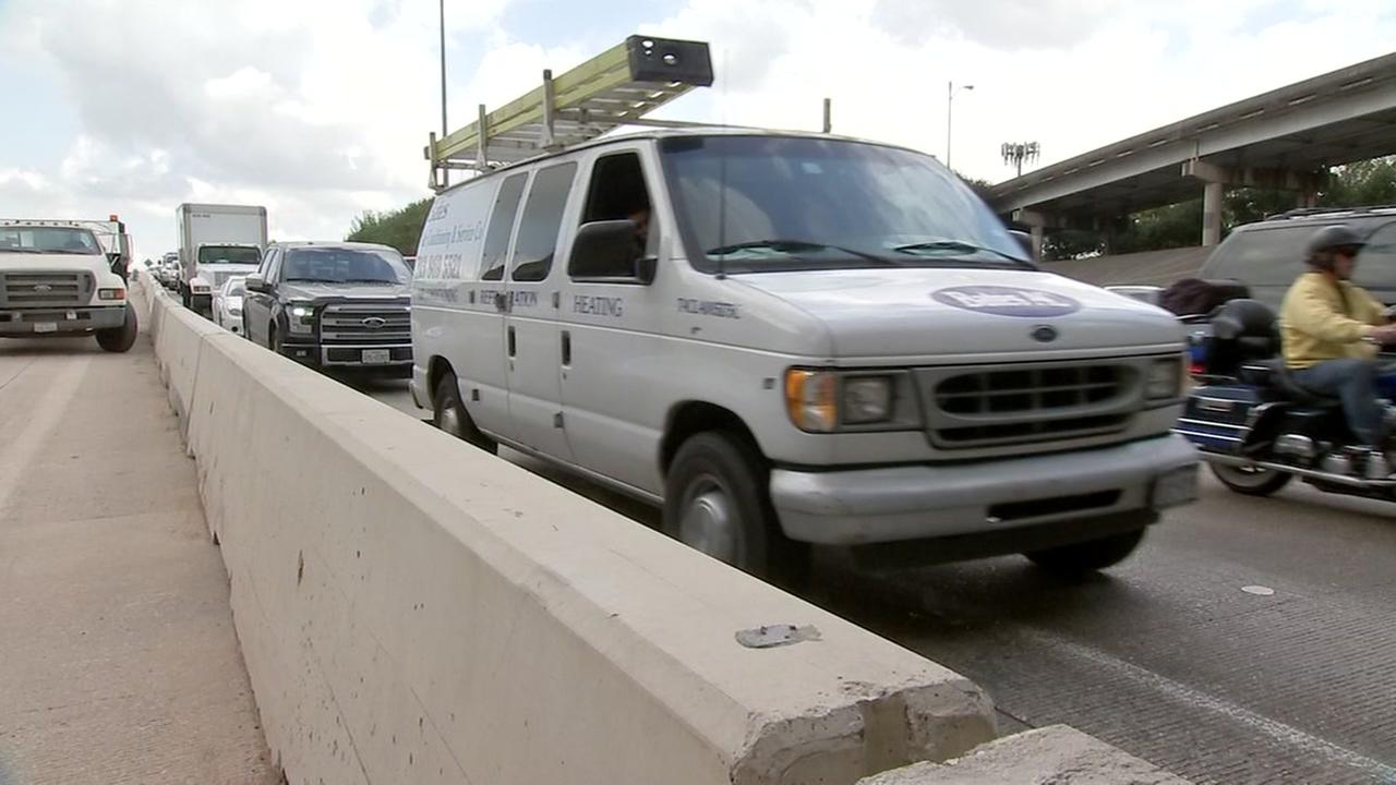 Part of I-45 near downtown to shut down this weekend