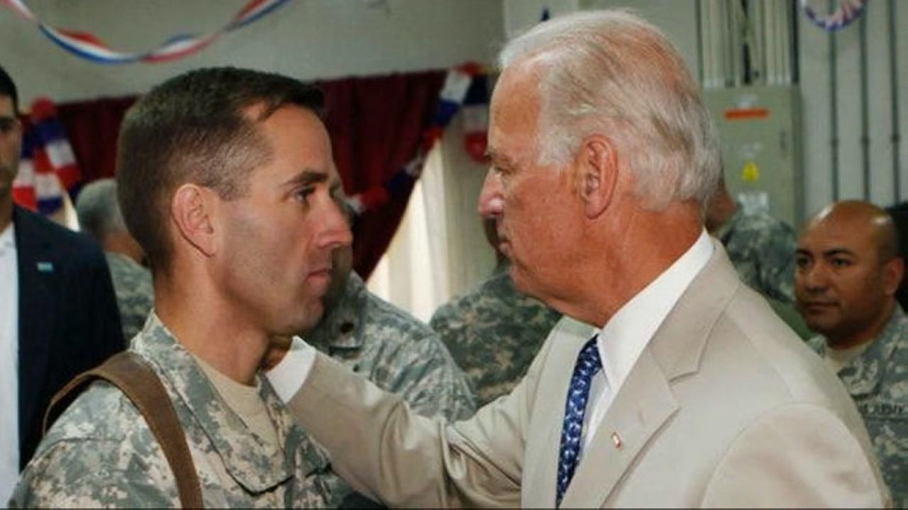 MD Anderson honoring Biden