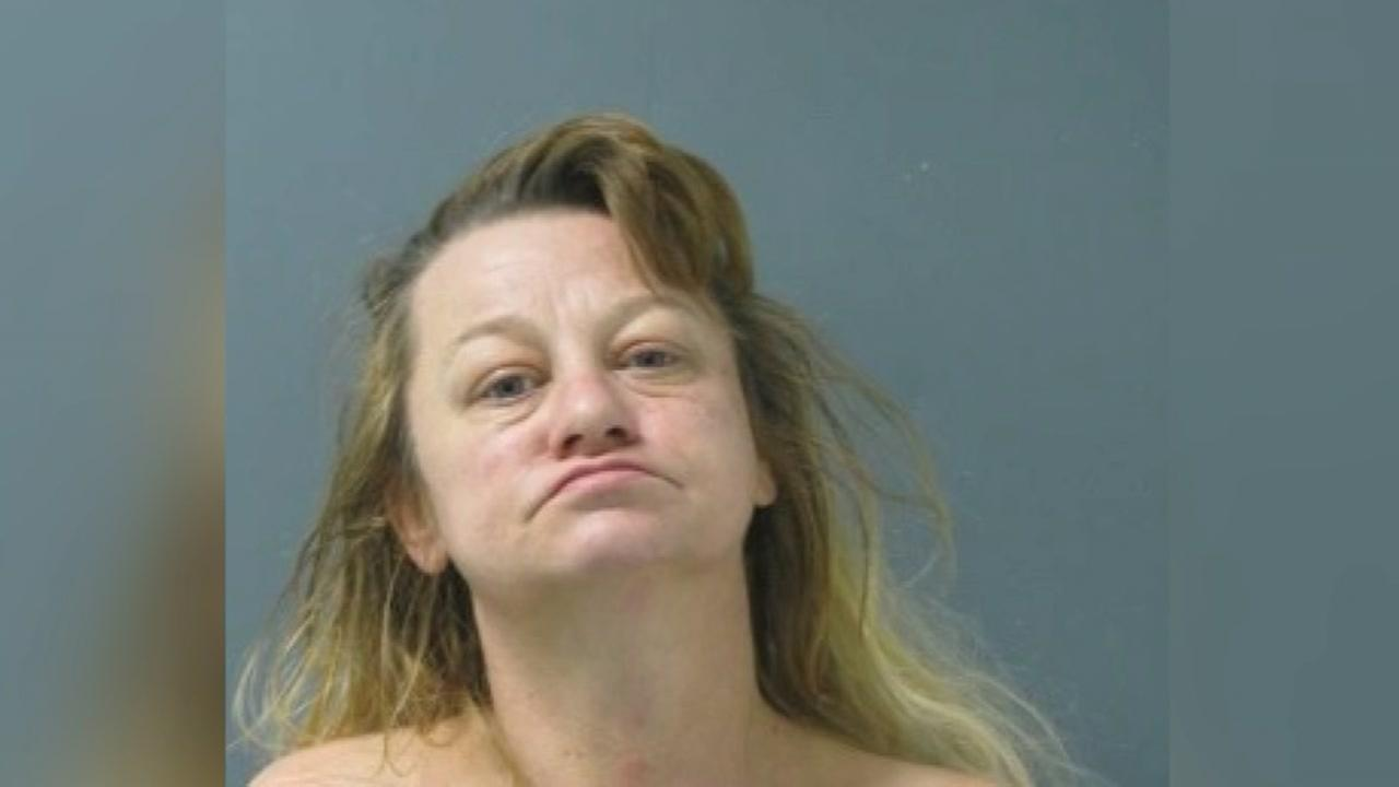 Woman charged with hit and run, says she hit deer