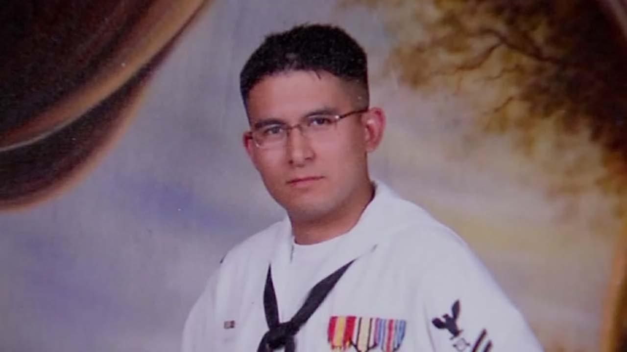 Navy veteran killed in crash on Veterans Day