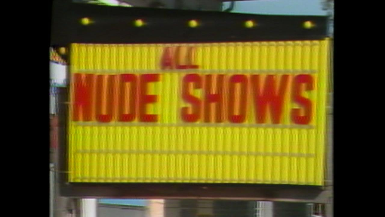 1983 report on prostitution problem in Houston