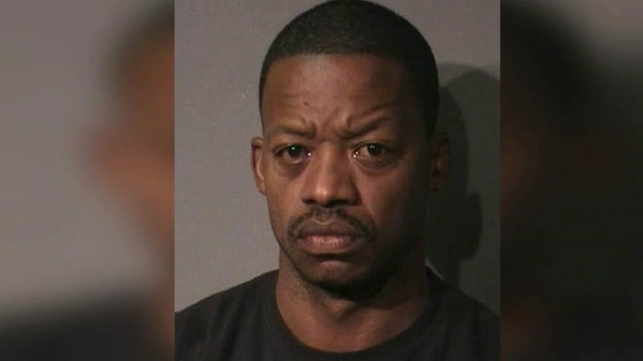 Steve Francis held on burglary warrant.
