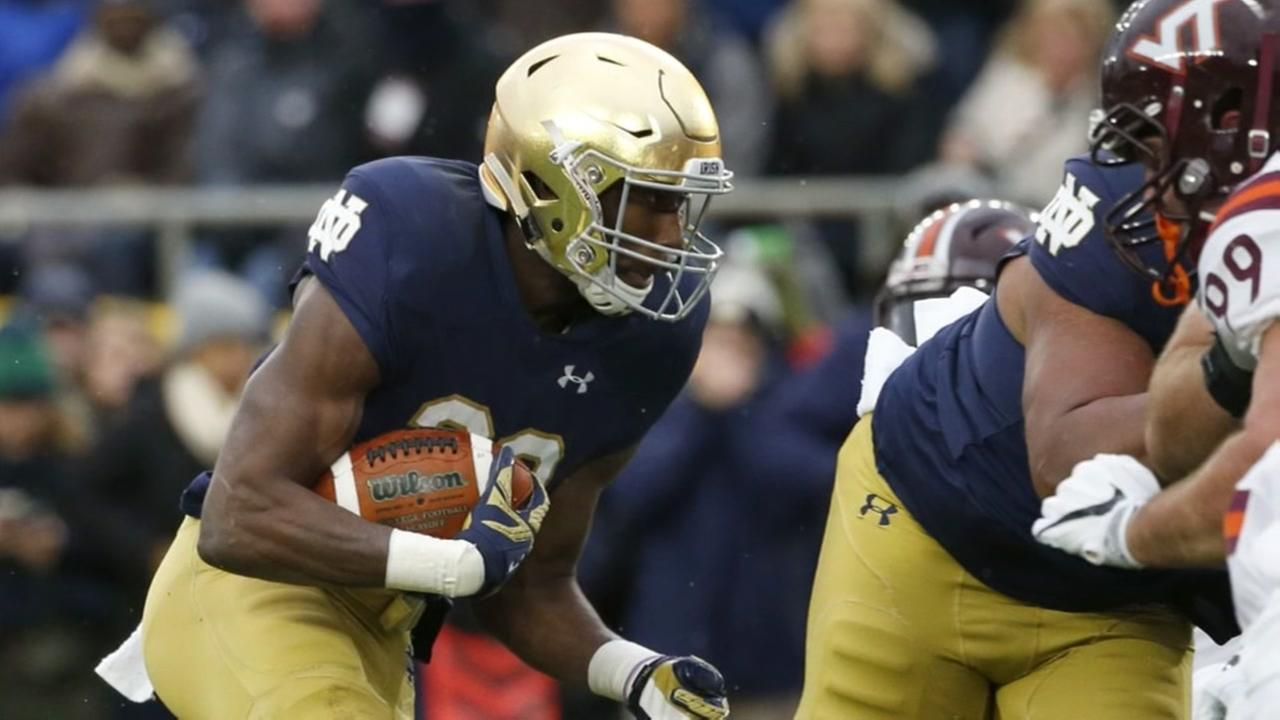 NCAA: Notre Dame must vacate wins from two seasons