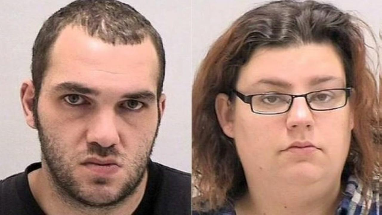 Couple charged with having sex in McDonalds parking lot