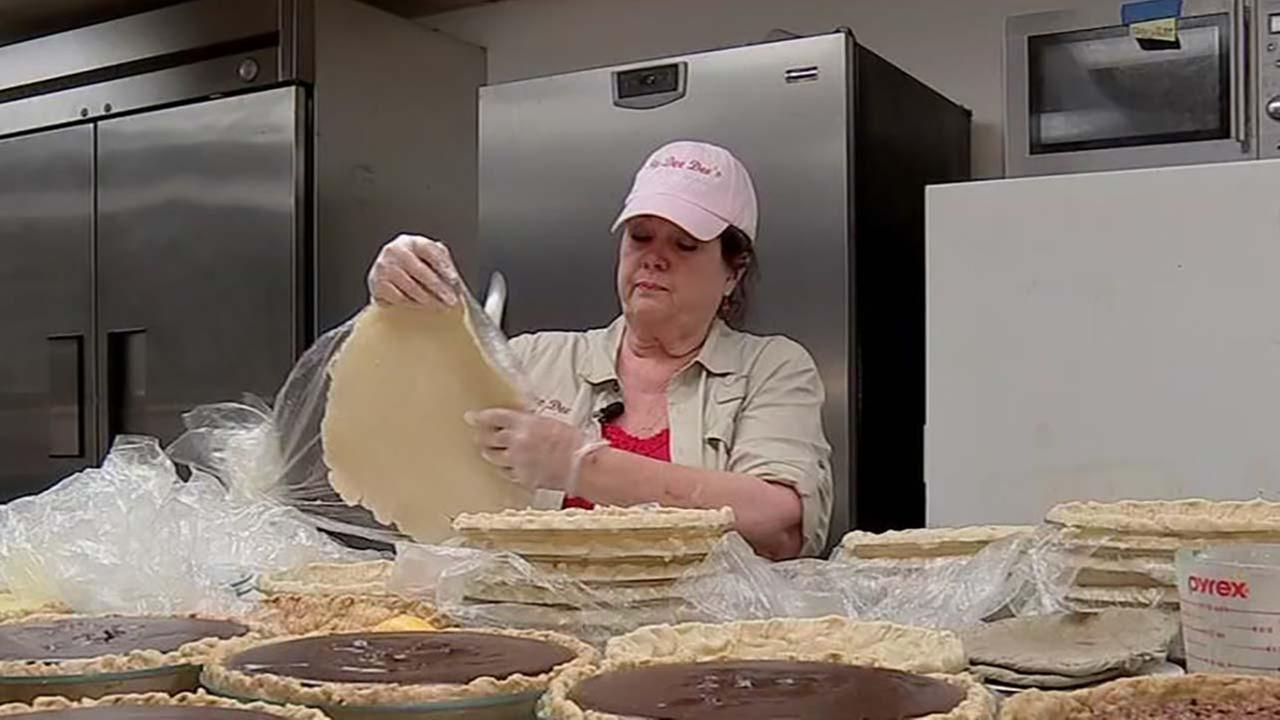 Pie shop owner overcomes loss and tragedy to relaunch business