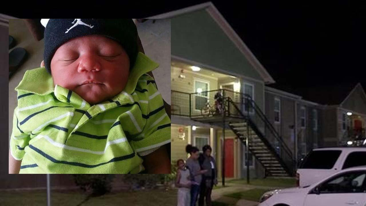 Search for person of interest after death of a baby in Freeport