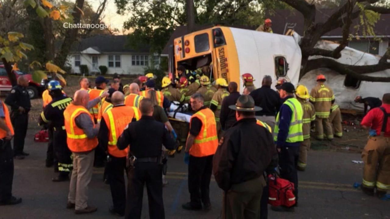 TN Deadly Bus Crash