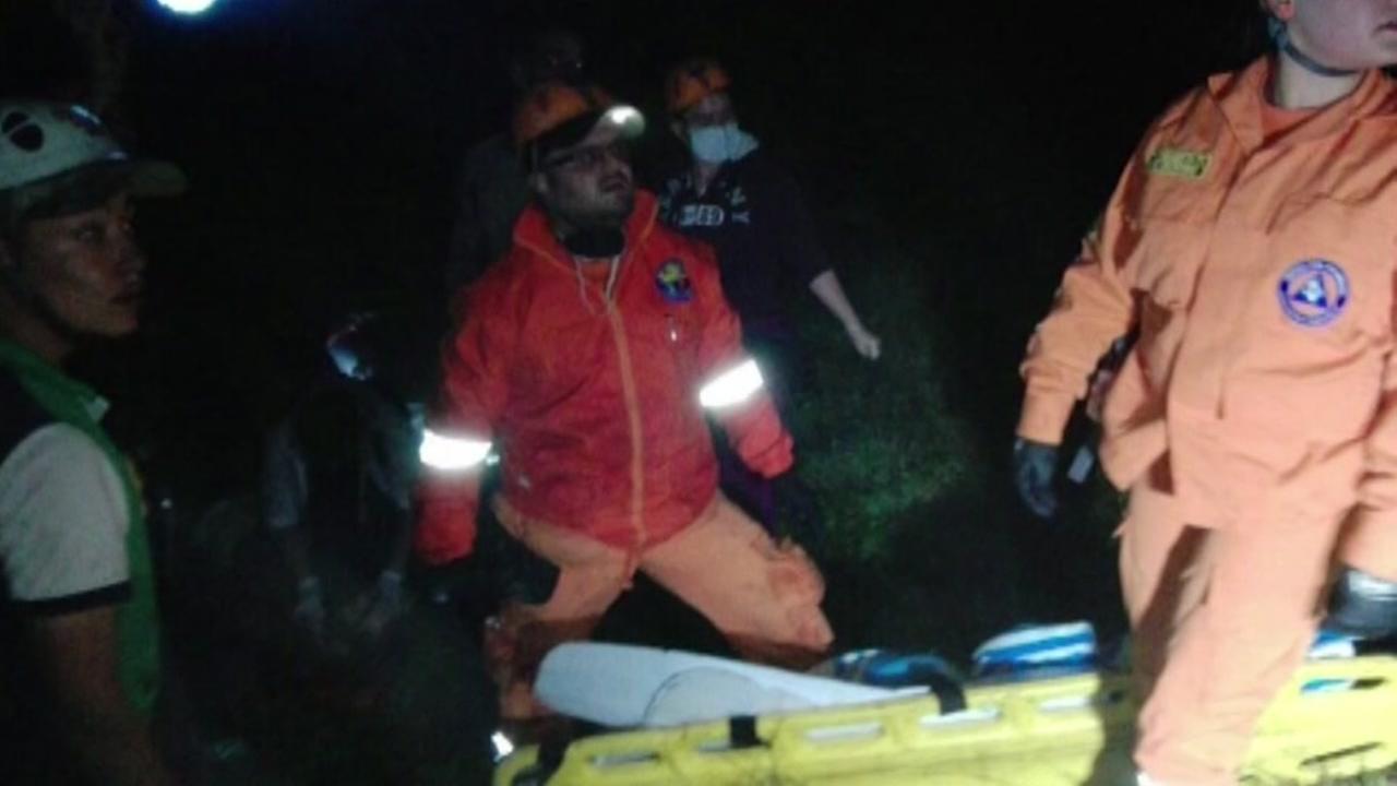 Soccer team involved in plane crash