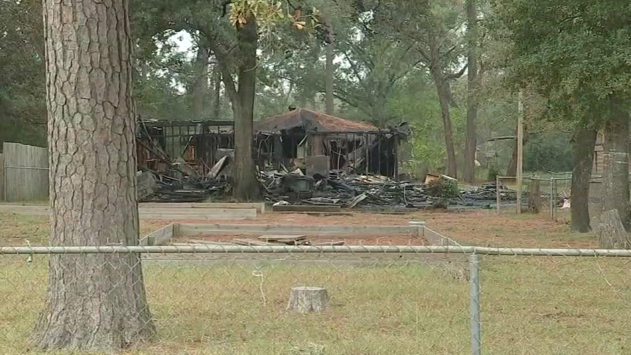Daycare gutted by fire