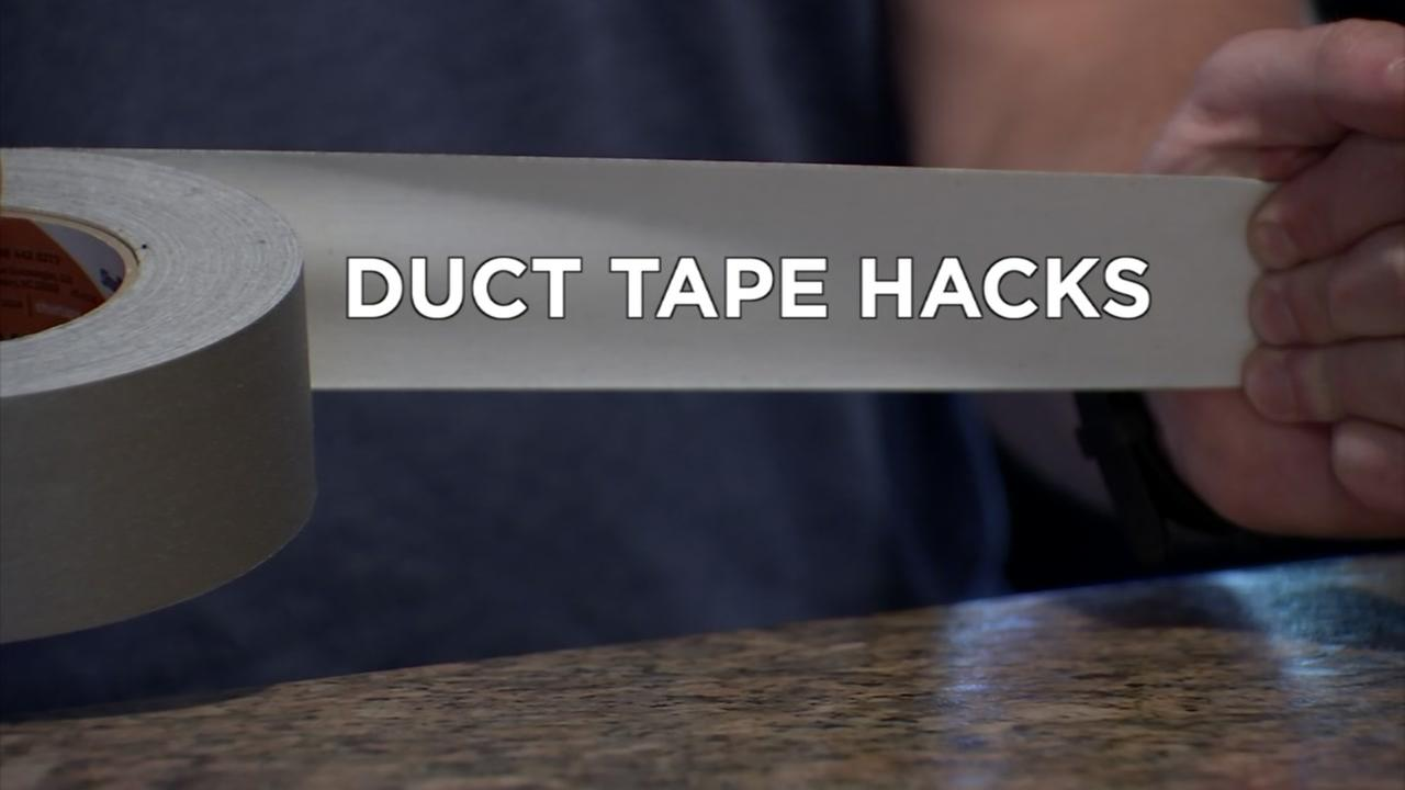 Duct Tape Life Hacks