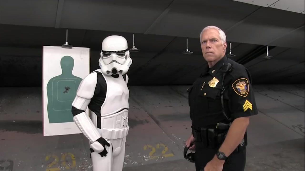 Star Wars recruitment