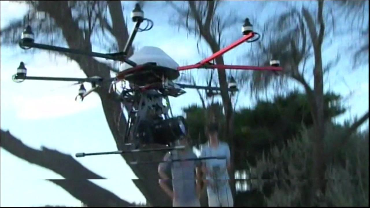 Drone disasters: popular toys causing injuries, crashes