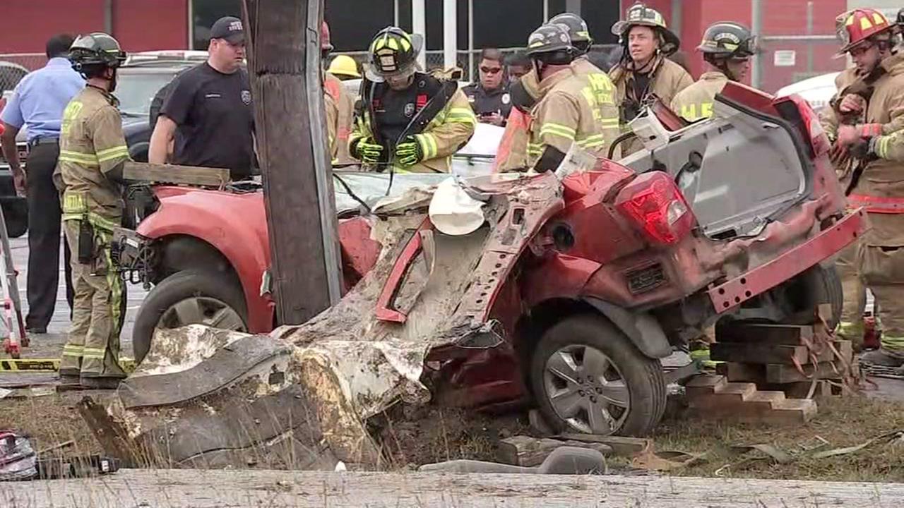 Child dead in devastating crash
