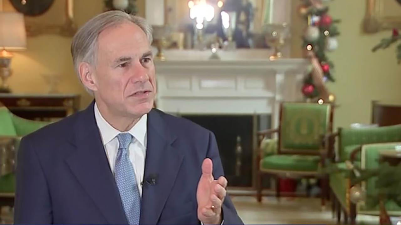 Governor Abbott shares his plans for the state of Texas in 2017
