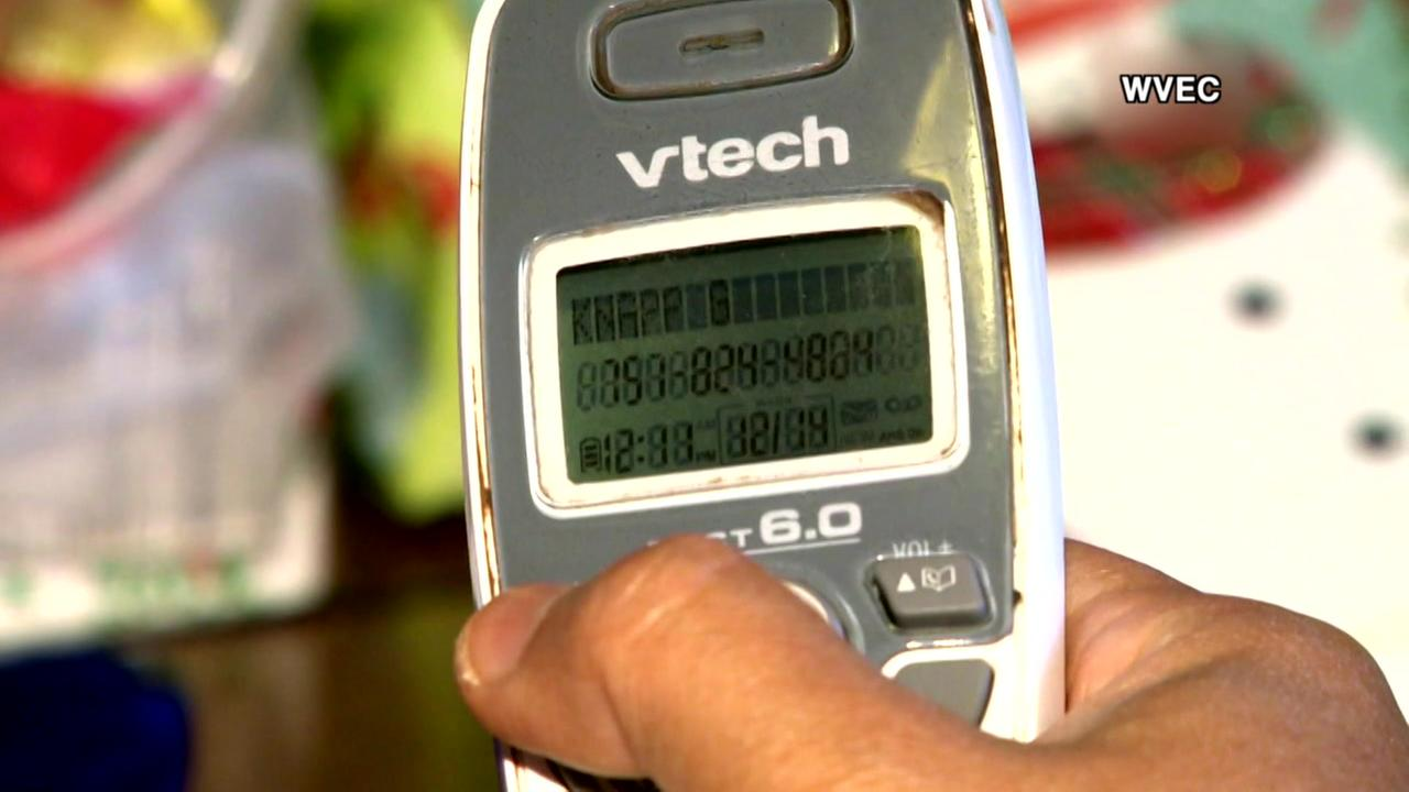 Oops - people keep dialing VA woman instead of recall number