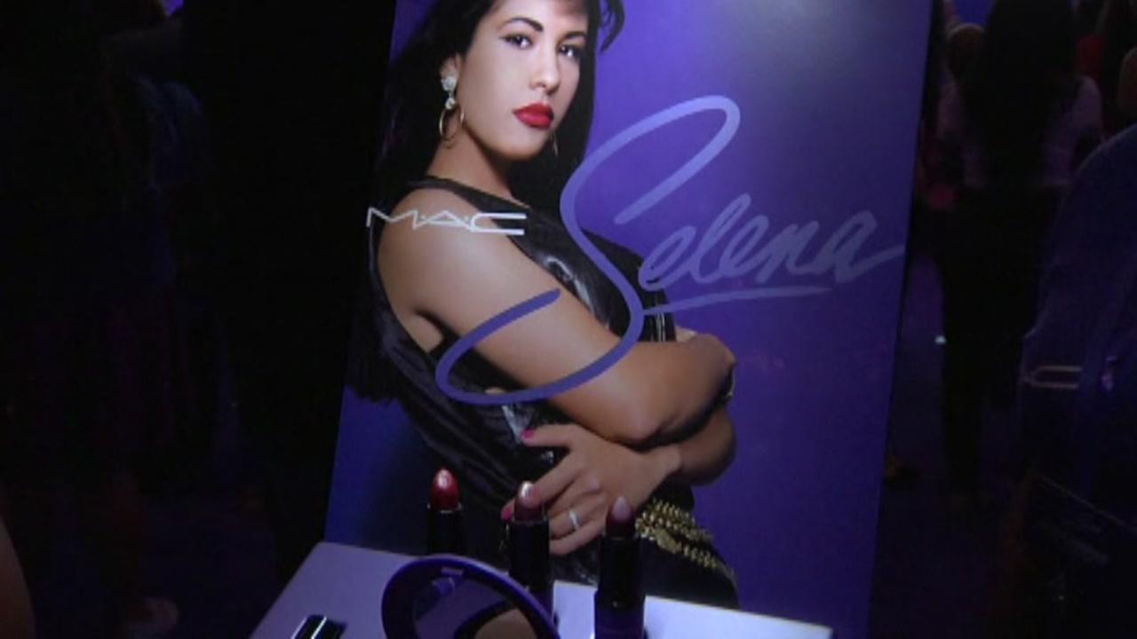 MAC relaunches Selena makeup collection